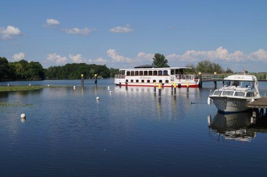 Die Dominsel von Brandenburg an der Havel